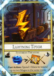 Synthesis Treasure<br />Lightning Totem